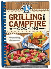Grilling and Campfires Cooking (Everyday Cookbook Collection)