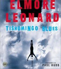Tishomingo Blues (Audio CD) (Abridged)