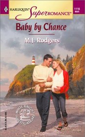Baby by Chance (White Knight Investigations, Bk 1) (Harlequin Superromance, No 1116)
