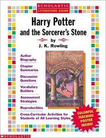 Literature Guide: Harry Potter and the Sorcerer's Stone (Grades 4-8)