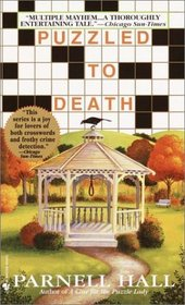 Puzzled to Death (Puzzle Lady, Bk 3)