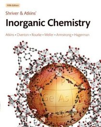 Inorganic Chemistry & Solutiona Manual