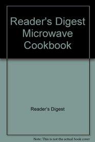 Reader's Digest Microwave Cookbook