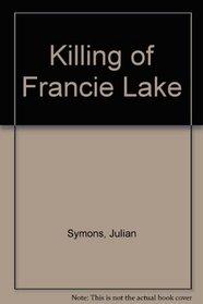 Killing of Francie Lake