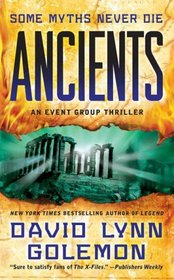 Ancients (Event Group Thrillers, Bk 3)