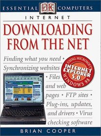 Downloading From the Net (Essential Computers)