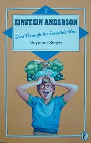 Einstein Anderson Sees Through the Invisible Man (Einstein Anderson, Bk 7)