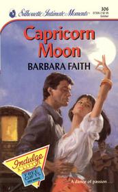 Capricorn Moon (Silhouette Intimate Moments, No 306)