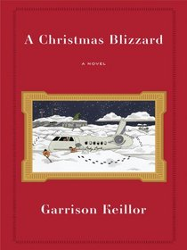 The Christmas Blizzard (Large Print)