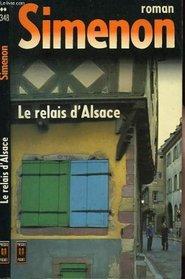 Le relais d'Alsace: Roman (Presses pocket)