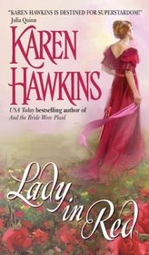 Lady in Red (Talisman Ring, Bk 5)