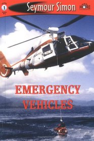 Emergency Vehicles (See More Reader, Level 1)