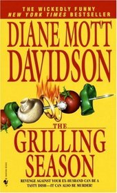 The Grilling Season (Goldy Schulz, Bk 7)