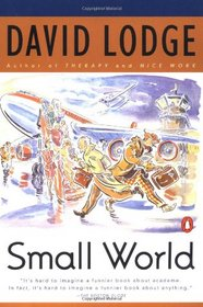 Small World (Campus Trilogy, Bk 2)