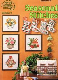 Seasonal Stitches Volume #3