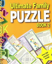 Ultimate Family Puzzle Book 2