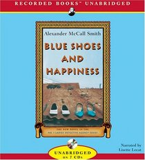 Blue Shoes and Happiness (No 1 Ladies Detective Agency, Bk 7) (Audio CD) (Unabridged)