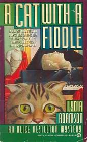 A Cat with a Fiddle (Alice Nestleton, Bk 6)