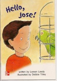 Hello Jose