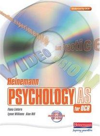 Heinemann Psychology AS for OCR