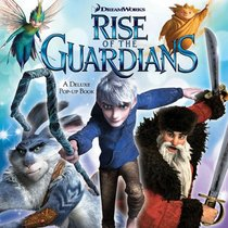 Rise of the Guardians Deluxe Pop-Up (DreamWorks)