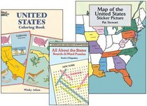 Learn About the States Activity Set