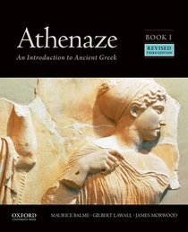 Athenaze, Book I: An Introduction to Ancient Greek