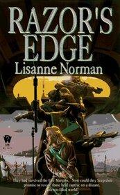 Razor's Edge (Sholan Alliance,  No 4)