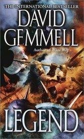 Legend (Drenai Tales, Book 1)