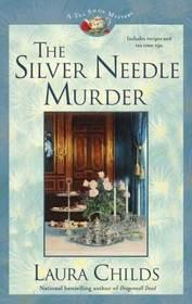 The Silver Needle Murder (Tea Shop, Bk 9)
