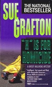 H is for Homicide (Kinsey Millhone, Bk 8)
