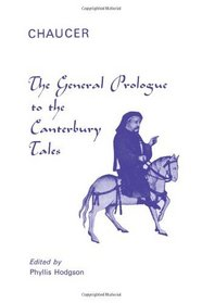 General Prologue to the Canterbury Tales (Athlone Press Texts for Schools and Colleges)