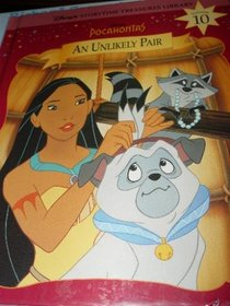 Pocahontas: An Unlikely Pair (Disney's Storytime Treasures Library)