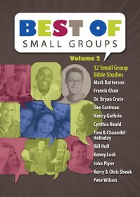 Best of Small Groups, Volume 2: Study Guide [With DVD]