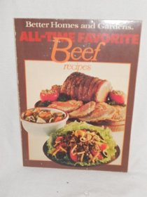 All-Time Favorite Beef Recipes