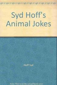 Syd Hoff's Animal jokes