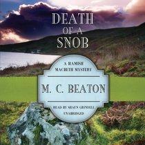 Death of a Snob (Hamish Macbeth Mysteries, Book 6)