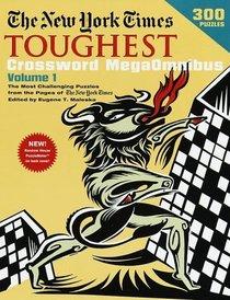 New York Times Toughest Crossword MegaOmnibus, Volume 1