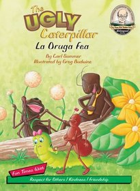 The Ugly Caterpillar / La Oruga Fea / with CD (Another Sommer-Time Story Bilingual)
