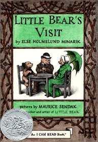 Little Bear's Visit Book and Tape (I Can Read Book 1)