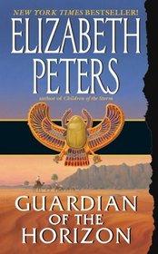 Guardian Of The Horizon (Amelia Peabody, Bk 16)
