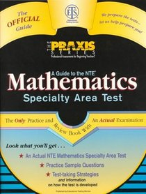Guide to the Mathmatics Specialty Area Test (Guide to the Mathematics Specialty Area Test)