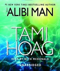 The Alibi Man (Elena Estes, Bk 2) (Audio CD) (Unabridged)