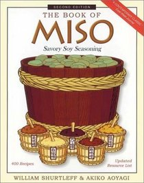 The Book of Miso: Savory, High-Protein Seasoning