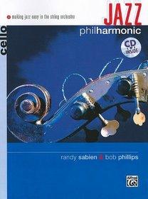 Jazz Philharmonic: Cello (Book & CD)