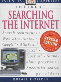Searching the Internet (Essential Computers)