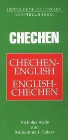 Chechen Dictionary  Phrasebook (Hippocrene Dictionary and Phrasebook)