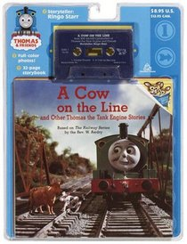 A Cow on the Line and Other Thomas the Tank Engine Stories (Thomas the Tank Engine and Friends Book and Cassette Series)
