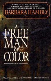 A Free Man of Color (Benjamin January, Bk 1)