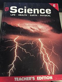 Science: Level E Teacher's Edition (Modern Curriculum Press Science, Level E)